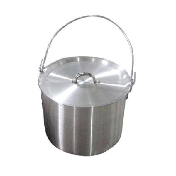 Купить Туристическая посуда, Котел алюминиевый с крышкой (9 л) Tramp
