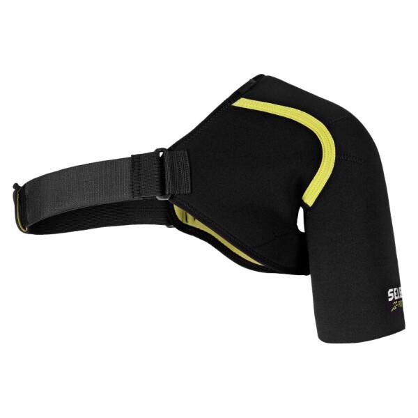 Купить Бандажи и фиксаторы, Бандаж для плеча Select Shoulder Support 6500, черный (5703543035571)