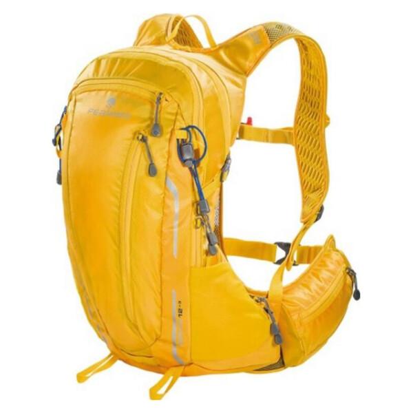 Купить Рюкзаки, Рюкзак спортивный Ferrino Zephyr HBS - желтый, 12+3 л (925741)