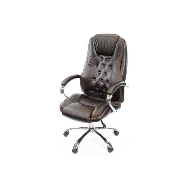 Офисное кресло АКЛАС Бешар CH ANF Коричневое (11202)