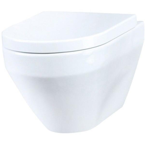 Купить Унитазы, Унитаз подвесной AM.PM Flash Clean C701739SC с сидением Soft Close