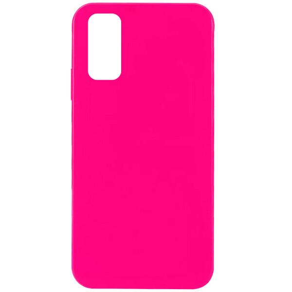 Купить Чехлы для телефонов, Чехол TPU LolliPop для Samsung Galaxy S20 Розовый, Epik