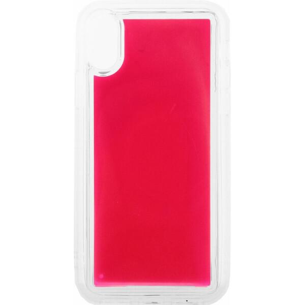 Купить Чехлы для телефонов, Чехол-накладка TOTO Night Light Liquid Shine Case Apple iPhone X/Xs Pink (bz_F_103223)