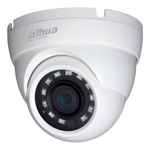 Купить Камеры видеонаблюдения, Камера видеонаблюдения Dahua DH-HAC-HDW1400MP (2.8 мм)