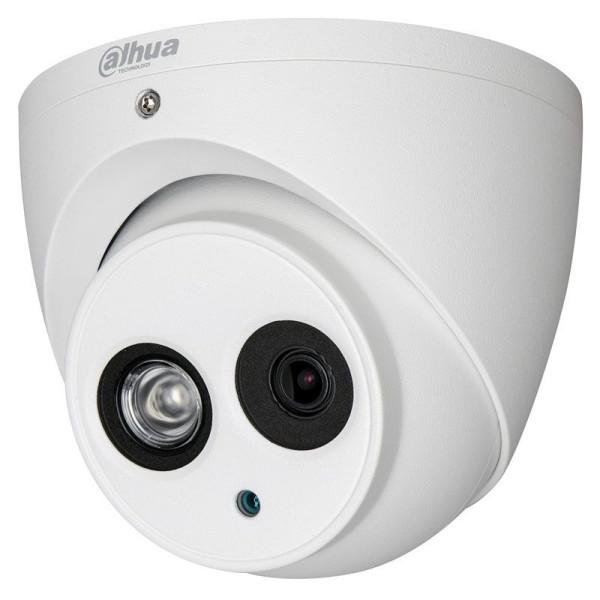 Купить Камеры видеонаблюдения, Камера видеонаблюдения Dahua DH-HAC-HDW1200EMP-A-S3 (3.6 мм)