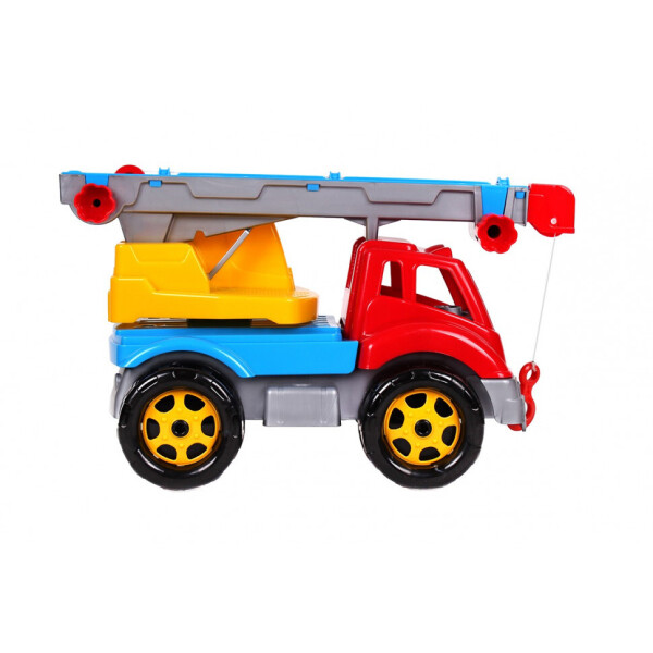 Купить Машинки, техника игровая, Машина 4562TXK Автокран, Technok