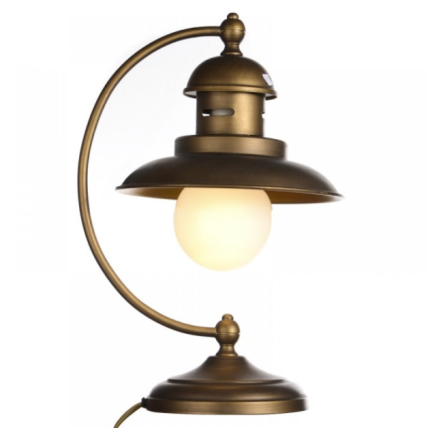 Купить Настольные лампы, Настольная лампа Brille Кантри ELVIS-002T/1 E27 (L38-047)