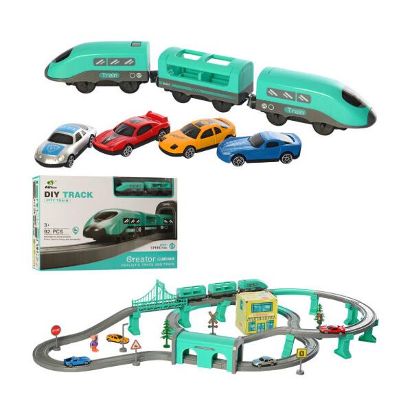 Купить Железные дороги, ЖД AU6884AB Bambi