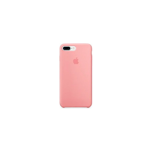 Silicone case (A) для Apple iPhone 7 plus / 8 plus (5.5) (Розовый / Pink) (554043)