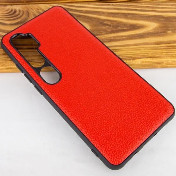 Купить Чехлы для телефонов, Кожаная накладка Epic Vivi series для Mi Note 10 / Note 10 Pro / Mi CC9 Pro Красный (121436), Epik