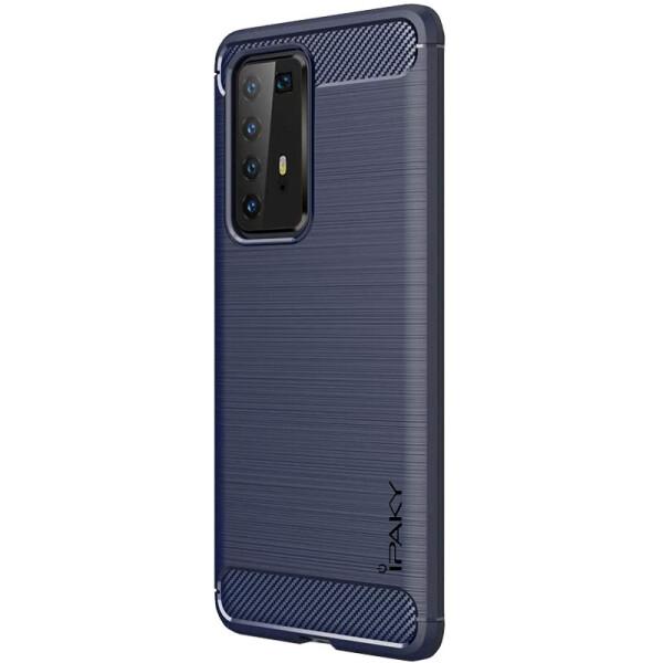 Купить Чехлы для телефонов, TPU чехол iPaky Slim Series для Huawei P40 Pro Синий (127360)