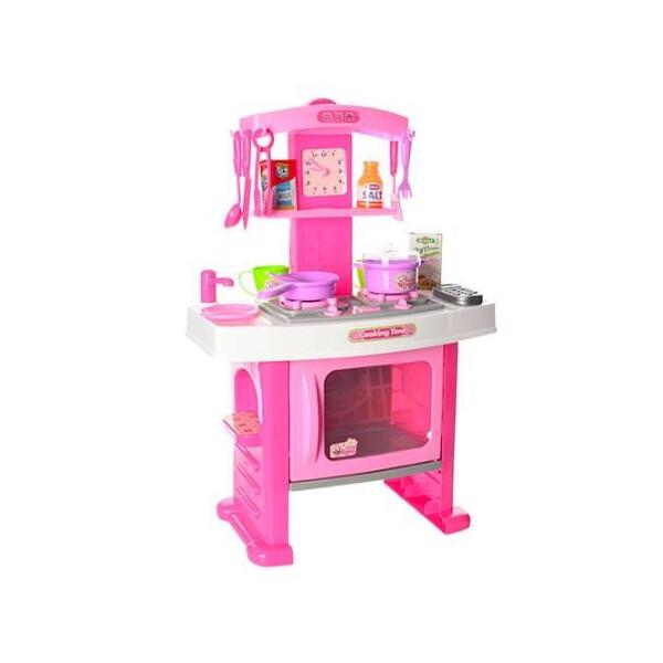 Купить Игровые наборы, Игровой набор Joy Toy Газовая плита с посудой (661-51)