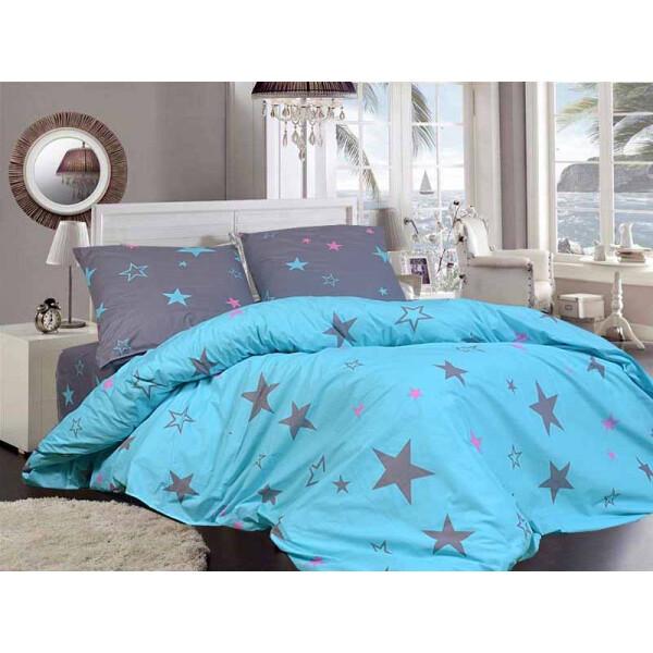 Купить Комплекты постельного белья, Уютная Жизнь Звезды в подарок Евро 200x215