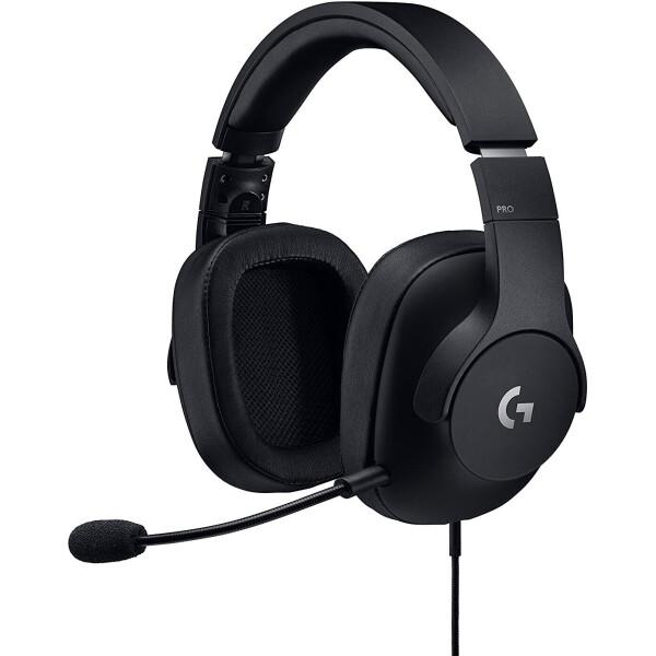 Купить Наушники Logitech Pro Gaming (981-000812) Black
