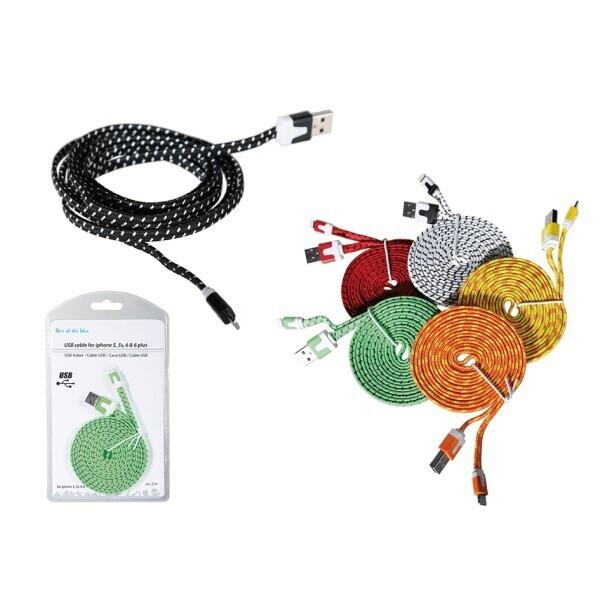 Купить Кабели и переходники, Кабель USB Apple lightning для Iphone, IPad, OOTB