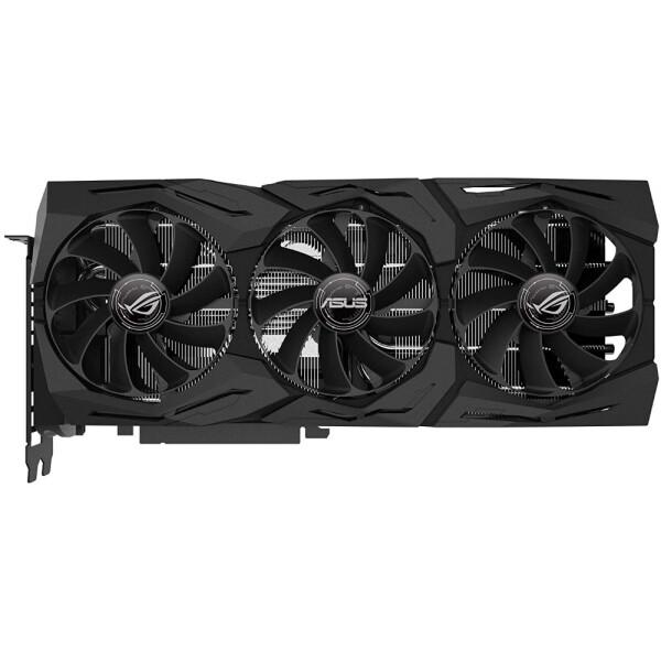 Купить Видеокарты, Asus GeForce RTX 2080 Ti ROG STRIX Advanced (ROG-STRIX-RTX2080TI-A11G-GAMING)