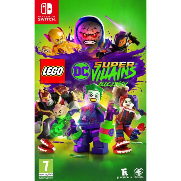 Купить Игры, Для Nintendo Switch Lego DC Super-Villains (русская версия), Traveller's Tales