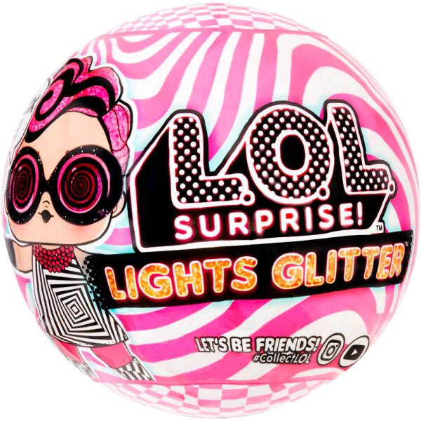 Купить Куклы, наборы для кукол, Игровой набор с куклой L.O.L SURPRISE! - МЕРЦАЮЩИЙ СЮРПРИЗ (564829), L.O.L. Surprise!