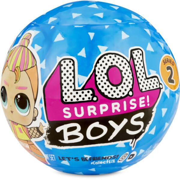 Купить Куклы, наборы для кукол, Игровой набор с куклой L.O.L SURPRISE! S6 W2 – МАЛЬЧИКИ (561699-W2), L.O.L. Surprise!