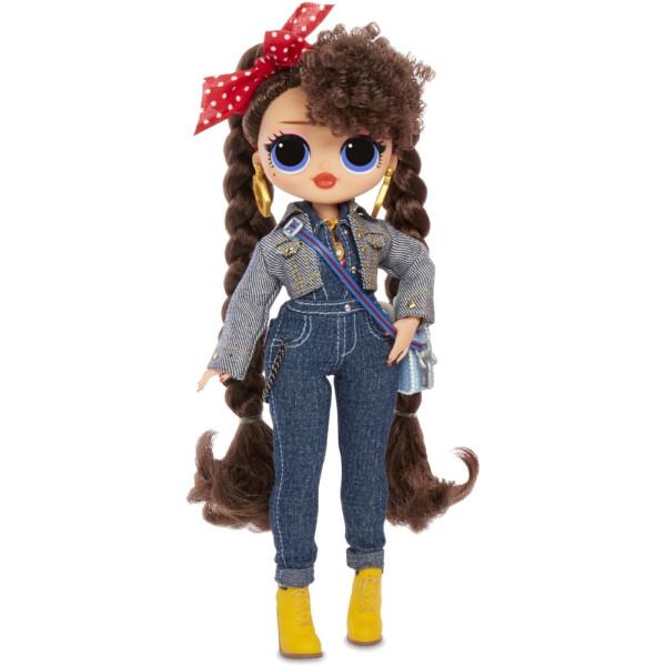 Куклы, наборы для кукол, Игровой набор с куклой L.O.L. Surprise! O.M.G S2 Техно-леди с аксессуарами (565116)  - купить со скидкой