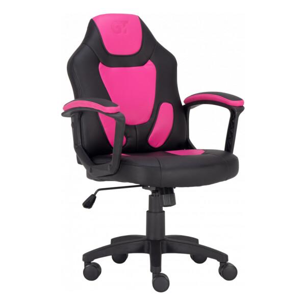 Купить Кресла, GT Racer X-1414 Black/Pink (Kids)