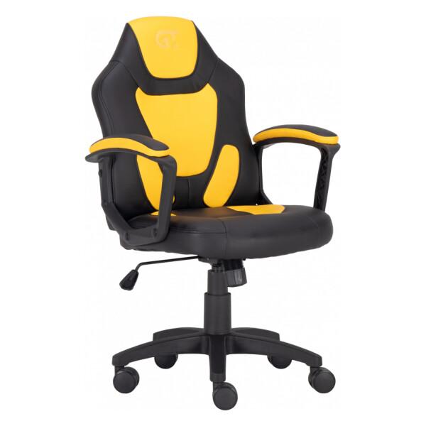 Купить Кресла, GT Racer X-1414 Black/Yellow (Kids)