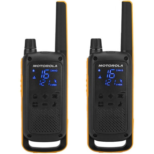 Комплект раций для туризма Motorola T82 EXT Tourism