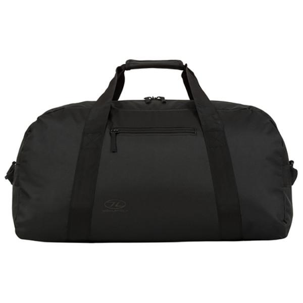 Купить Сумки дорожные, Сумка дорожная Highlander Cargo II 45 Black (926945)