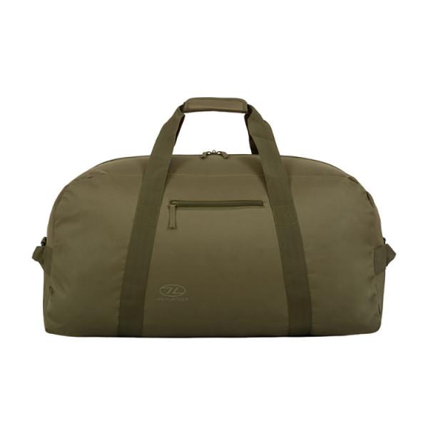 Купить Сумки дорожные, Сумка дорожная Highlander Cargo II 45 Olive Green (926947)