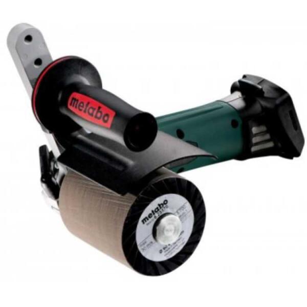 Шлифмашины, Аккумуляторная щеточная шлифовальная машина Metabo S 18 LTX 115 (Без АКБ и ЗУ) (600154850)  - купить со скидкой