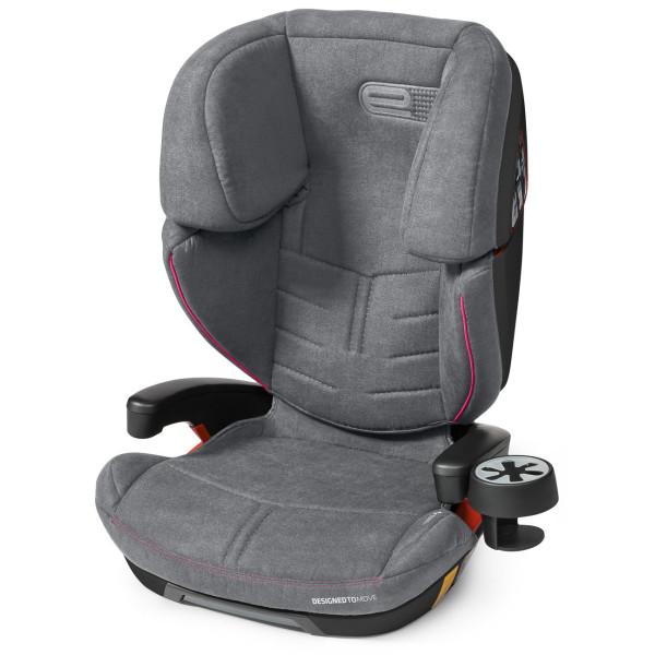 Купить Детские автокресла, Espiro Omega FX New 08 Gray&Pink 2019 (5901750293856)
