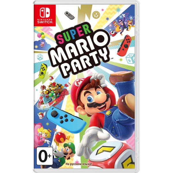 Купить Игры, для Nintendo Switch Super Mario Party, Ndcube