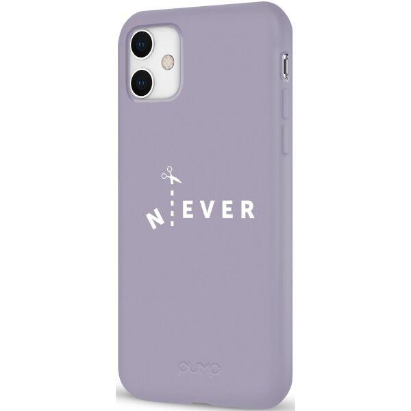 Чехол Pump Silicone Case N-EVER для iPhone 11