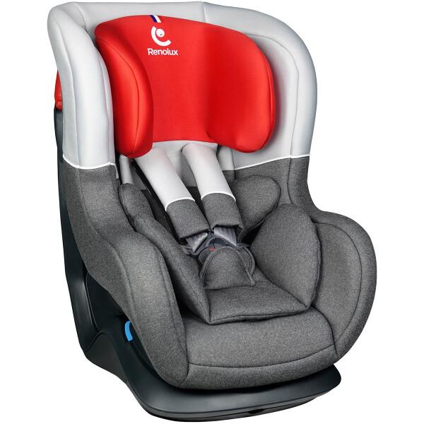 Купить Детские автокресла, Renolux New Austin Smart Red