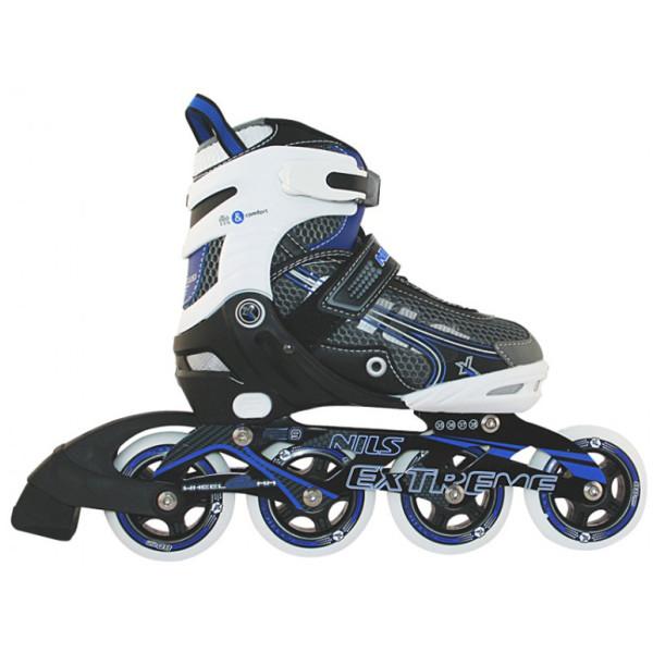 Купить Роликовые коньки, Nils Extreme NA9008A (31-34) Blue (NA9008A-BL_S31-34)