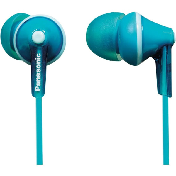 Купить Наушники, Panasonic RP-HJE125E-Z blue