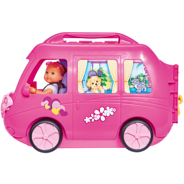 Купить Куклы, наборы для кукол, Кукла Simba Эви Кемпер (5733275)