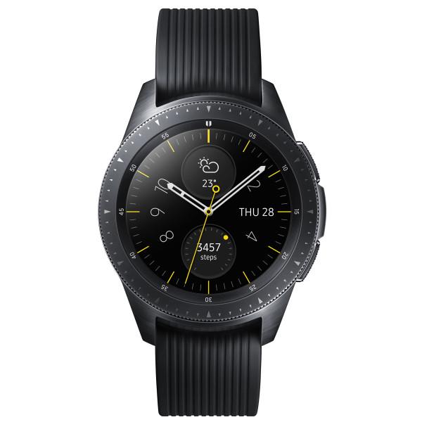 Смарт-часы Samsung Galaxy Watch 46mm Silver (SM-R800NZSASEK ... a7705490c8891