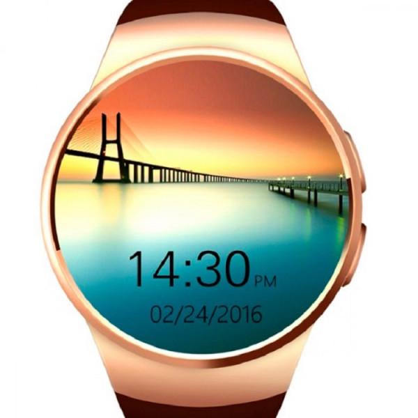 Smart Watch Smart KW18 - купить часы-телефон  цены bc95b5126709e