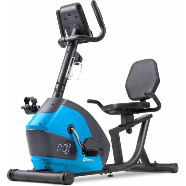 Купить Велотренажеры, Горизонтальный HS-035L Solo blue (5902308219212), Hop-Sport
