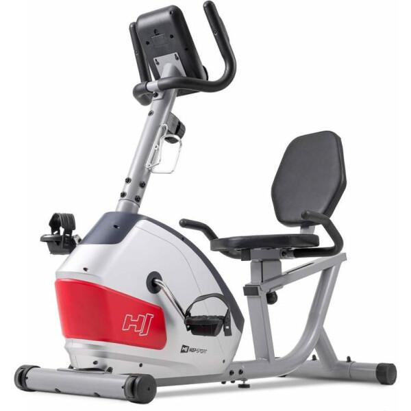 Купить Велотренажеры, Горизонтальный HS-035L Solo silver (5902308219199), Hop-Sport