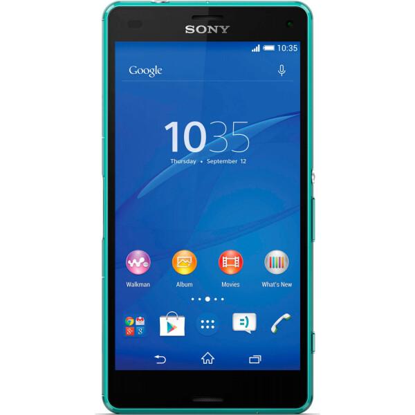 Купить Смартфоны и мобильные телефоны, Sony Xperia Z3 Compact D5803 Green