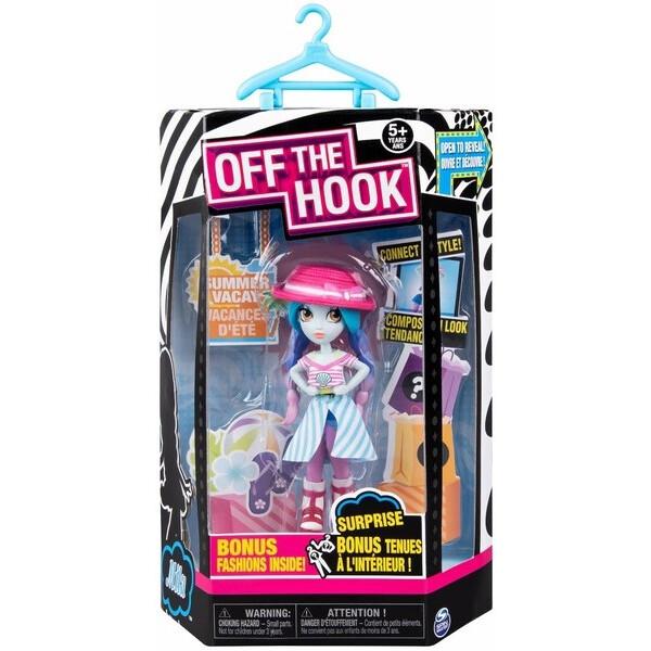 Купить Куклы, наборы для кукол, Кукла с аксессуарами Spin Master Off the Hook Летний отпуск Мила сюрприз (SM74300/0182)