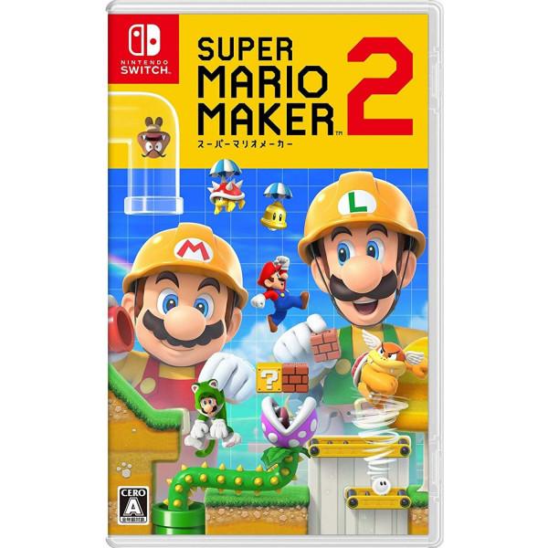 Купить Игры, Для Nintendo Switch Super Mario Maker 2