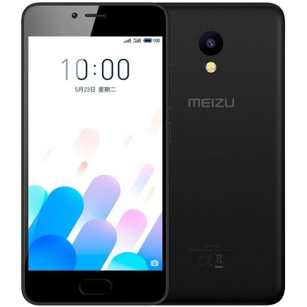 Купить Смартфоны и мобильные телефоны, Meizu M5c 2/16GB Black