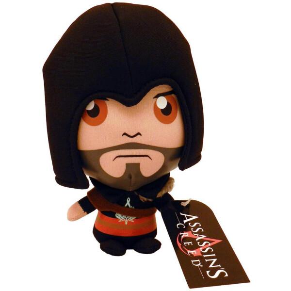 Купить Мягкие игрушки, Мягкая игрушка Эцио Ezio Assassins Creed Кредо ассасина - Black Ver 18 см, Funko