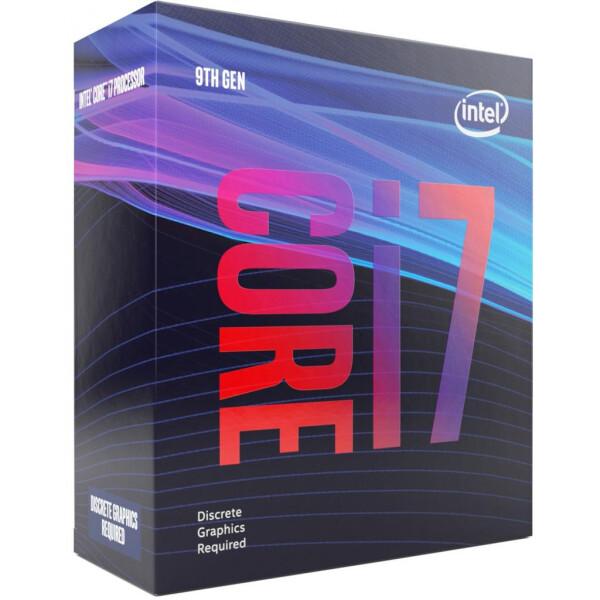 Купить Процессоры, Intel Core i7-9700F 3.0GHz (12MB, Coffee Lake, 65W, S1151) Box (BX80684I79700F)