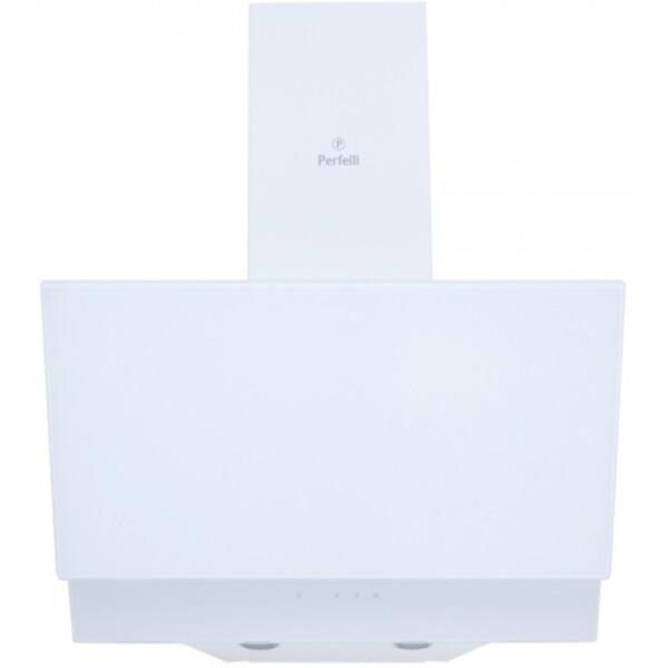 Вытяжки, Perfelli DNS 5252 D 700 WH LED  - купить со скидкой