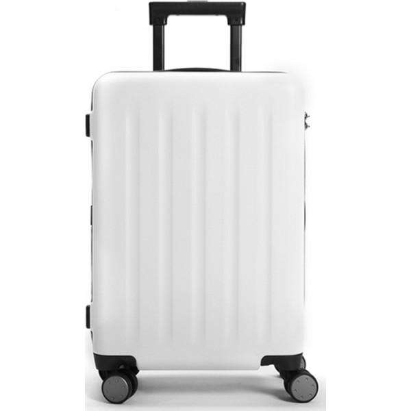 "Купить со скидкой RunMi 90 Points suitcase Moonlight White 20"""
