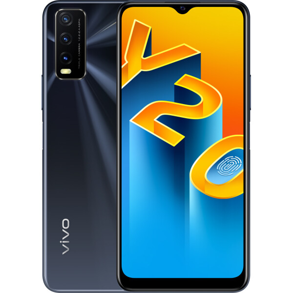 Купить Смартфоны и мобильные телефоны, VIVO Y20 4/64 GB Obsidian Black